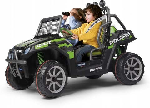 Peg Perego POLARIS RANGER RZR 24V GREEN SHADOW